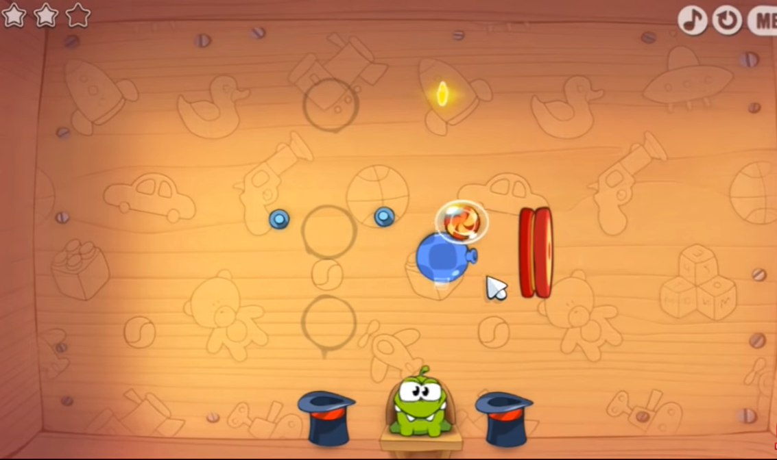 Image Cut the rope - Izrežite uže