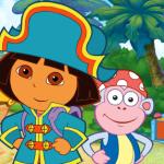 Dora je gusar u lovu na blago