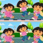 Dora igra razlike