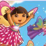 Dora skriveni brojevi igrica