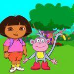 Dora u potrazi za majmunom čizmom