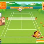 Ludi tenis