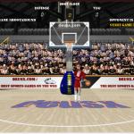 NBA zabijanje koševa igra