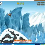 Snowboard kaskader