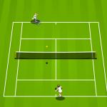 Tenis na travi
