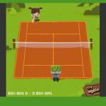 Tenis sa lizalicama