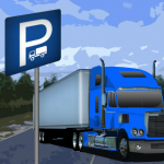 Kamion igra parkiranja