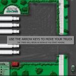 Parkiranje velikog kamiona