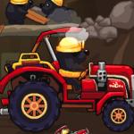 Prijevoz materijala traktorom
