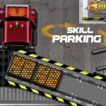 Profesionalno parkiranje kamiona