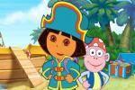 Dora i Čizma gusari u potrazi za blagom