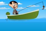 Gospon Bean u ribolovu