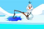 Olaf u ribolovu