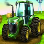 Vožnja traktorom na farmi
