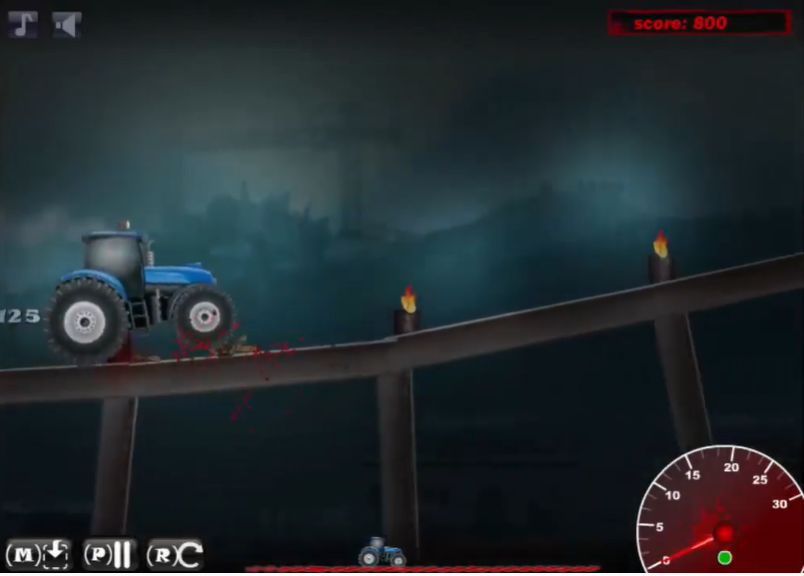 Image Zombi traktor 2