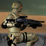 Pustinjska puška 2