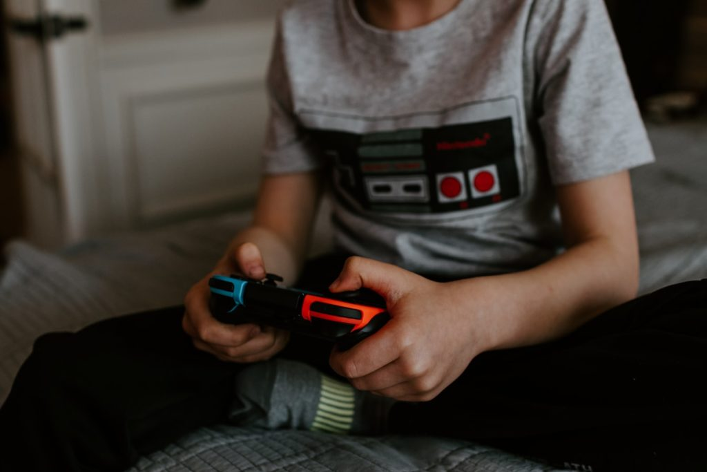 Nintendo Switch Igre - doživljaj za djecu i odrasle.