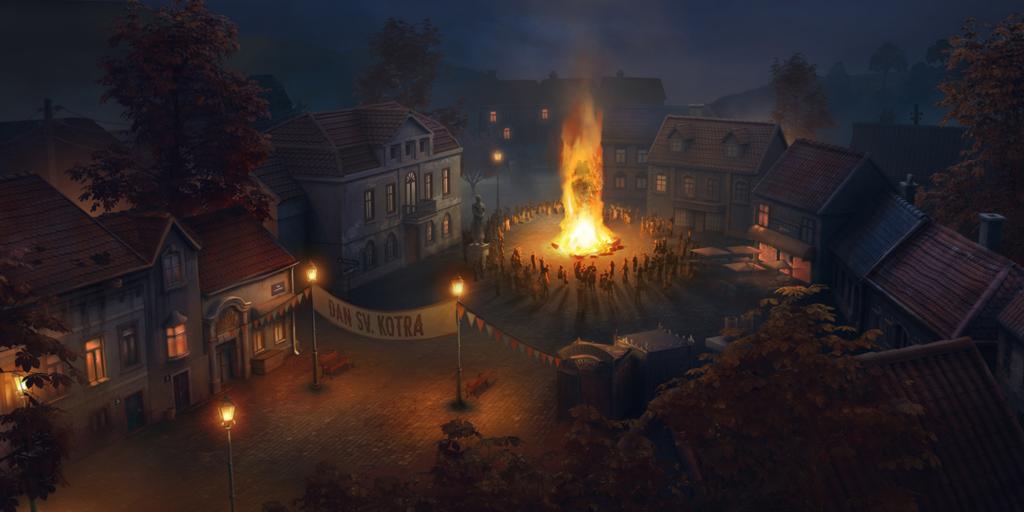 Saint Kotar - prva hrvatska sablasna videoigra / Slika preuzeta sa Red Martyr Entertainment službene facebook stranice