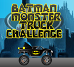 Batman čudovište kamion izazov