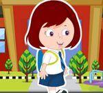 Daisy pobjeći igrati školu zabava
