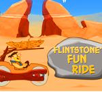 Flintstones zabavna vožnja