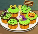 Torta za Halloween kup
