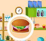 Ransack kuhinja burgere