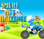 Štrumf ATV izazov