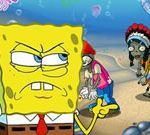 SpongeBob VS zombiji