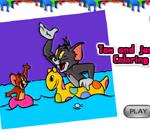 Tom i Jerry bojanje