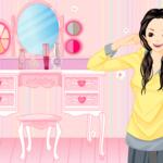 Stol za šminkanje