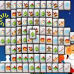 Božićni Mahjong