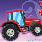 Božićni traktor