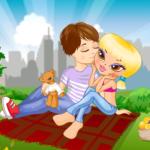 Poljubac u Centralnom parku