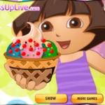 Dora Istražuje ukrašava mafine