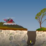 Helikopter spašava