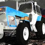 Jeziv traktor