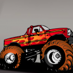 Kamion čudovište