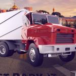 Kamion parkiranje 3