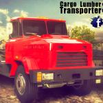 Kamion prevozi drva