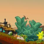 Lov na dinosaure