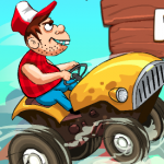 Luda traktor utrka