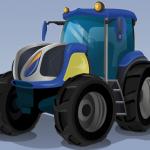 Mali galaktički traktori