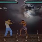 Muay thai borbe