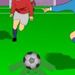 Nogometni napad