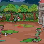 Obrani dvorac od zombija