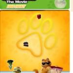 Garfield lovi hranu