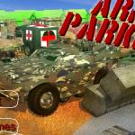 Parkiranje vojnog kamiona