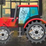Popravljanje traktora