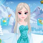 Frozen – Elsa- pletenice